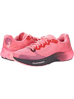 Women's Under Armour Pink Shoes + FREE