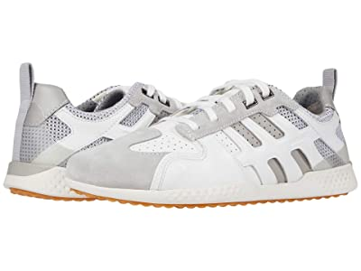 Geox Snake (White/Light Grey) Men