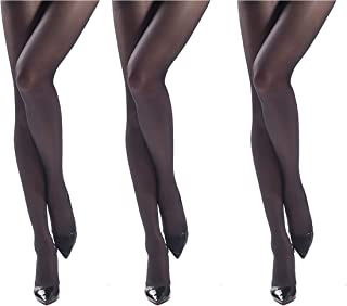 Women's Sheer To Waist Sexy Silk Pantyhose Tights From S To XXXXL