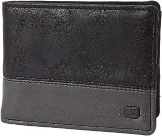 BILLABONG Dimension-Wallet for Men, Accessorio da Viaggio-Portafoglio a Doppia Piega. Uomo
