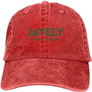 LeoCap JAYELY Hydro Greens Baseball Cap Unisex Washed Cotton Denim Hat Adjustable Caps Cowboy Hats