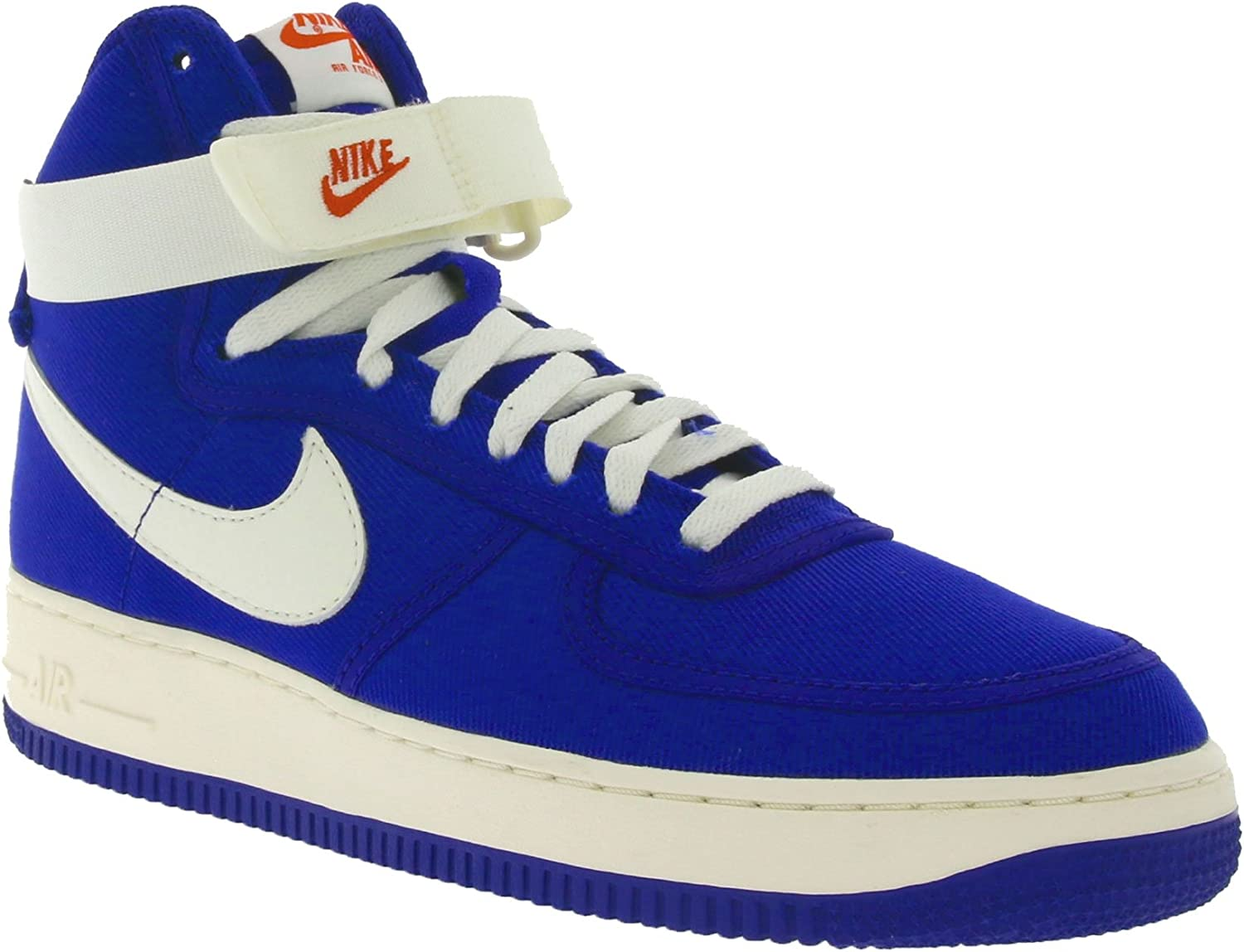 Nike Air Force 1 High Retro Mens Sneaker bluee 832747 400