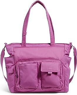 Vera Bradley Recycled Cotton Utility Tote Bag
