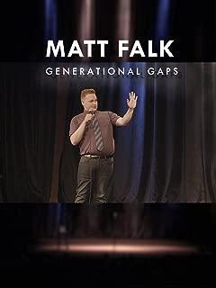 Generational Gaps