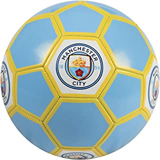 Manchester City Soccer Ball Size 5