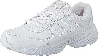 Campus Kids BINGO-151 White School Shoes