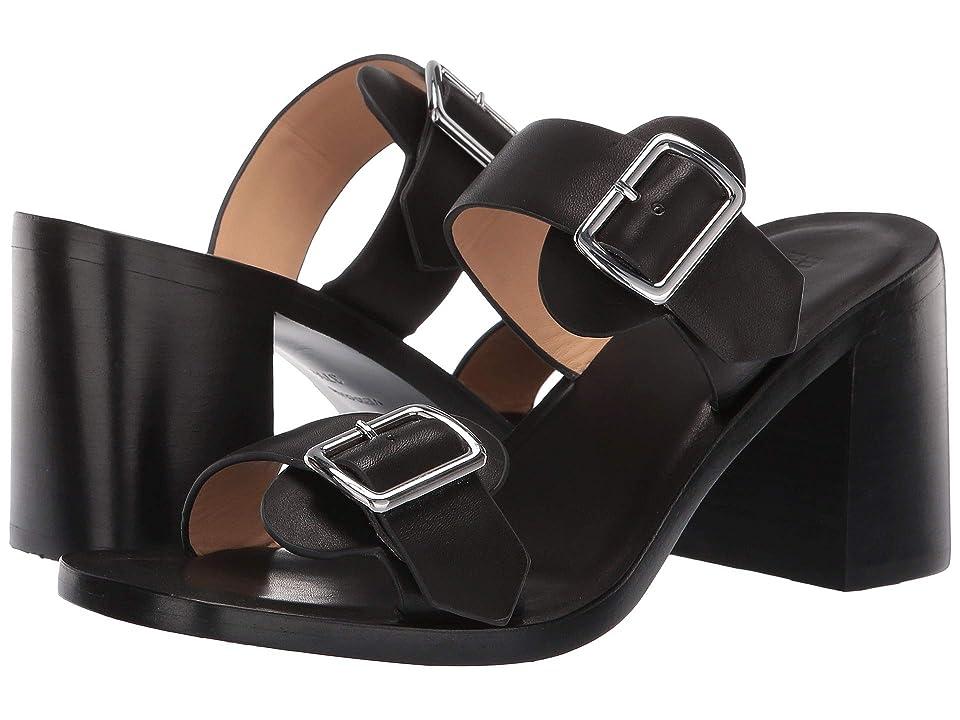 Jil Sander Navy JN32071A (Black) High Heels