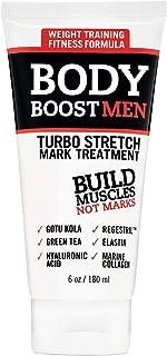 Body Boost Men Turbo Stretch Mark Treatment