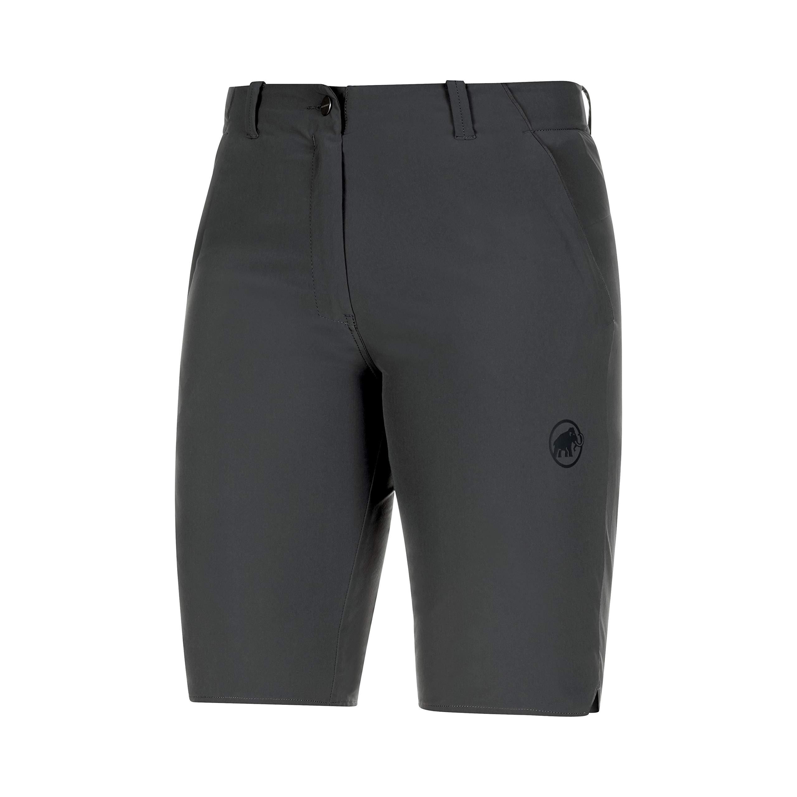 Mammut Damen Shorts Runbold, grau, EU 38
