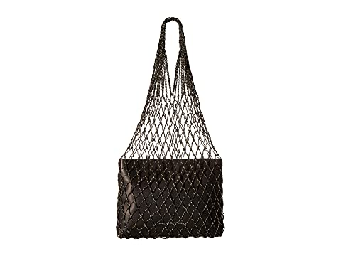 Loeffler Randall Totes Adrienne Net Tote Set, BLACK/GOLD