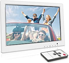 Inwall Video Monitor Display Screen - 15.4 Inch Full HD 1080p Universal Widescreen LCD Flush Wall Mount HDMI RCA Monitor ...