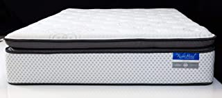 Jamison Bedding Mattresses Resort Hotel Collection Antigua Pillowtop II Mattress (1, Twin_XL)