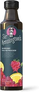Sir Kensington's Dressing, Raspberry Peppercorn, 8.5 oz