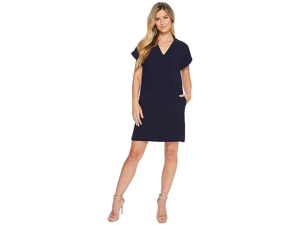 Karen Kane Sophie Dress (Navy) Women