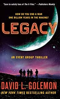 Legacy: An Event Group Thriller: 6