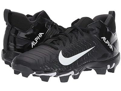 Nike Alpha Menace 2 Shark (Black/White/Anthracite) Men