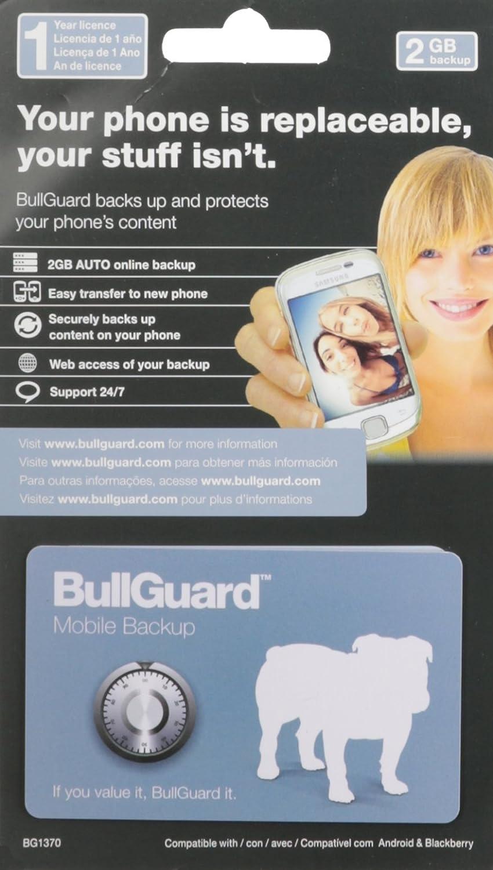 Bullguard Mobile Backup Max 58% Super-cheap OFF