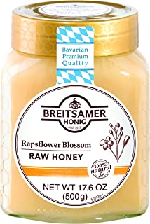 Best breitsamer honey raw Reviews