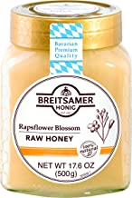 Breitsamer, Creamy Rapsflower Blossom Honey Jar, 17.6 oz