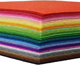 42pcs Felt Fabric Sheet 4