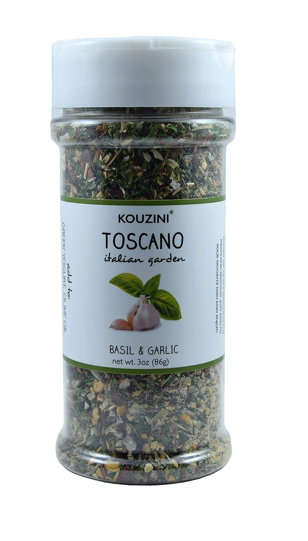 Kouzini Toscano Italian Garden Seasoning