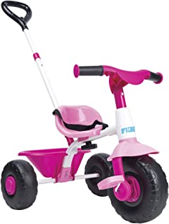 Feber Baby Trike Pink 2-in-1 Tricycle