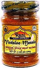 Rani Vindaloo Curry Masala Natural Indian Spice Blend 3oz (85g) ~ Salt Free | Vegan | Gluten Free Ingredients | NON-GMO | No colors