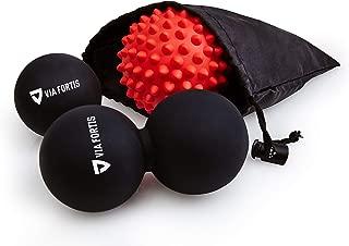 Bola de Masaje Miofascial y Muscular (Juego de 3) de VIA