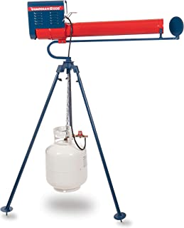 Good Life, Inc. Guardian G2 Single Rotary Propane Scare Cannon with 5-ft. Tripod - Perfect for Industrial & Agricultural Applications