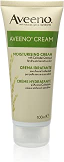 Aveeno Moisturing Cream with Natural Colloidal Oatmeal, 100ml