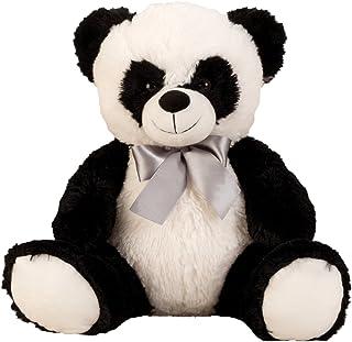 1fb852bcdb Lifestyle & More Coccolone di Panda Orso Morbido Orso di Peluche con L'Arco  per