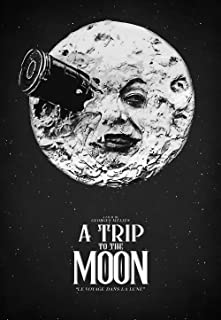 trip to the moon poster