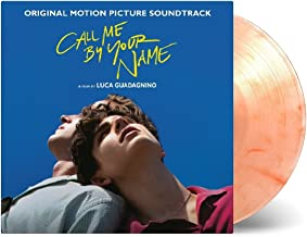 Call Me By Your Name Peach Season Edition Original Soundtrack