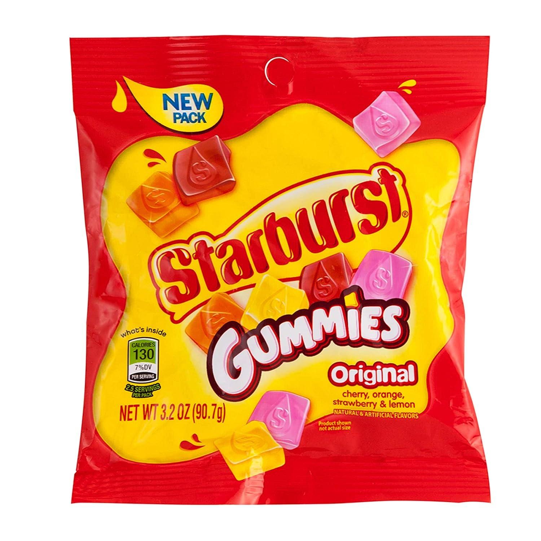 Starburst Max 45% OFF 1 bag Gummies Phoenix Mall Original - Orange Candy Cherry Straw