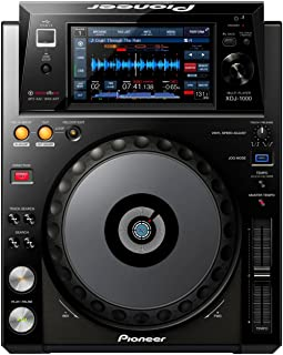 Pioneer DJ DJ Controller, 8.00 x 17.00 x 19.00 (XDJ1000)