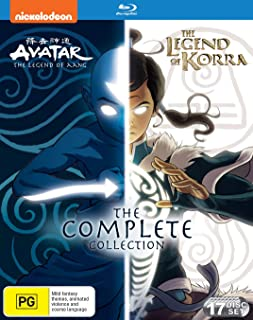 Avatar: The Last Airbender & The Legend of Korra - The Complete Collection