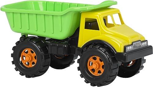 Hay más marcas de productos de alta calidad. American Plastic Toys Toys Toys 16  Dump Truck (Assorted Colors) by American Plastic Toys  A la venta con descuento del 70%.