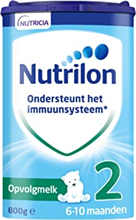 Nutrilon Opvolgmelk 2 - vanaf 6 maanden - 800 gram - Flesvoeding