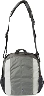 5.11 TACTICAL SERIES COVRT Satchel Bolsa de Viaje, 35 cm, 10 Liters, Blanco (Ice)