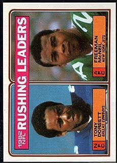 1983 topps tony dorsett