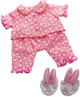Manhattan Toy Baby Stella Goodnight Pajama Baby Doll Clothes for 15