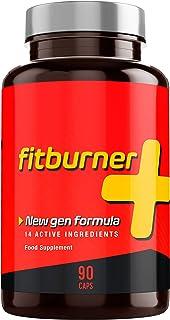 Fitburner+ | Quemagrasas Potente y Natural | Pastillas para Adelgazar Rápido | Supresor