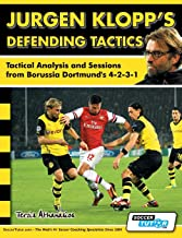 Jurgen Klopp's Defending Tactics - Tactical Analysis and Sessions from Borussia Dortmund's 4-2-3-1