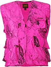 Gamehide Lady Sneaker Vest Medium Naked North Blaze Pink 201-PC-M