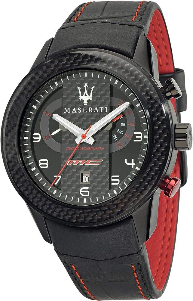 maserati orologio cronografo uomo r8871610004