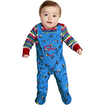 Smiffys Officially Licensed Chucky Baby Costume Disfraz oficial ...