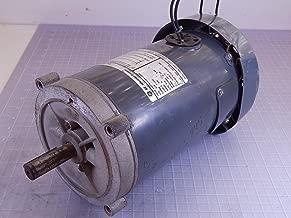 GE Industrial Systems 5BPA56KAG20B AC Motor 1/2 HP, 1725 RPM, Frame 56 T90600