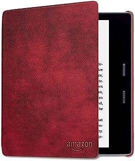 Funda de cuero para Kindle Oasis , budeos— únicamente compatible con el modelo de la 9.ª generación (modeli de 2017) y 10....