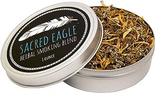 Sacred Eagle Herbal Smoking Blend NO PAPERS (1 oz Tin)