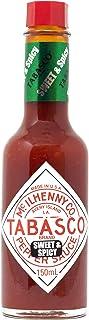 TABASCO - Sweet & Spicy Pepper Sauce - 150 ml / 0,15 Liter - scharfe Chili-Sauce